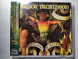 Bruce Dickinson- Tyranny Of Souls (Japan)