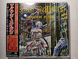 Iron Maiden - Somewhere In Time (Japan)