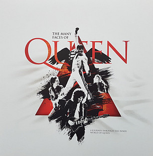 Queen (The Many Faces Of Queen) 2019. (2LP). 12. Colour Vinyl. Пластинки. Europe. S/S. Запечатанное.