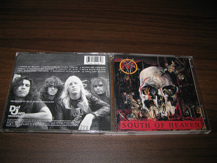 SLAYER - South Of Heaven (1988 Def Jam 1st USA press)