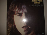 JOHN PAUL YOUNG-Lost in your love 1978 Electronic, Pop Disco, Europop