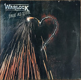 Warlock – True As Steel