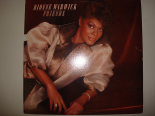 DIONNE WARWICK-Friends 1985 USA Soul, Easy Listening, Rhythm & Blues, Smooth Jazz, Vocal