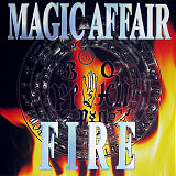 "Magic Affair - Fire (1994) (EP, 12"", 45 RPM) NM/NM"