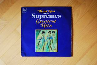 Diana Ross and the Supremes. Greatest Hits - лучший сбор. амер. певицы и солистки