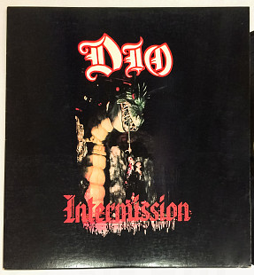 Dio ‎– Live ! (Intermission) 1986 Warner USA NM-/NM-