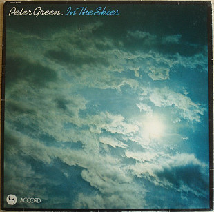 Peter Green EX Fleetwood Mac (In The Skies) 1979. (LP). 12. Vinyl. Пластинка. France.