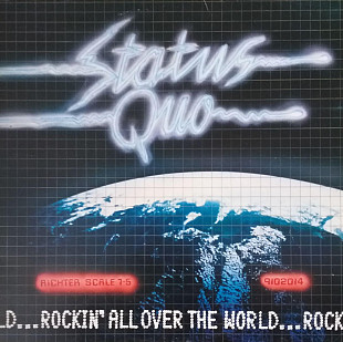 "Status Quo ""Rockin All over the World"""