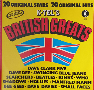 British Greats ( Beatles, Kinks, Hollies, Manfred Mann and others)