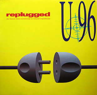 U 96 - Replugged (1993) NM-/NM