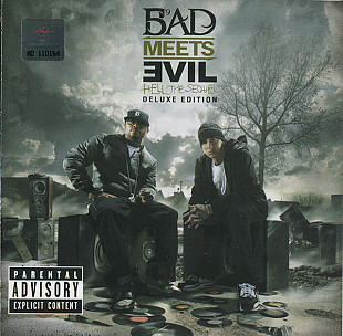 Bad Meets Evil (Eminem) ‎– Hell: The Sequel 2011