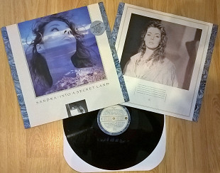 Sandra (Into A Secret Land) 1988. (LP). 12. Vinyl. Пластинка. Germany.