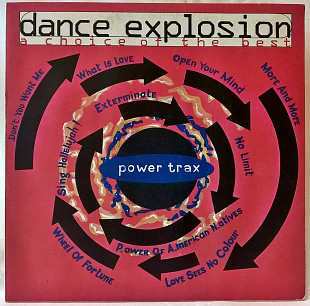 Ace Of Base, 2 Unlimited, Snap, Dr. Alban (Dance Explosion) 1993. (LP). 12. Vinyl. Пластинка. Rare.
