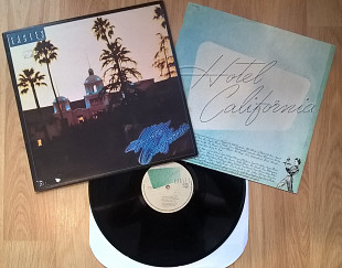 Eagles (Hotel California) 1976. (LP). 12. Vinyl. Пластинка. Holland.
