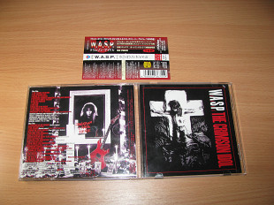 WASP - The Crimson Idol (1998 Vicor 2CD SET, OBI, Japan)