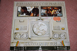 Bob Marley & The Wailers ‎– Babylon By Bus 2LP/ Виниловые пастинки