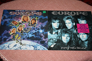 Europe‎– The Final Countdown/Europe – Out Of This World/Винил