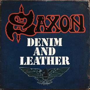 Saxon – Denim And Leather