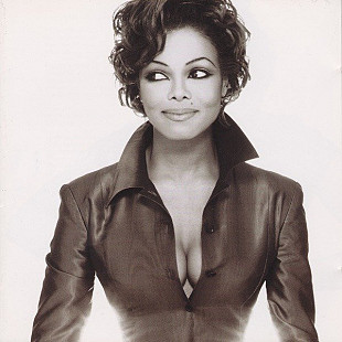 Janet Jackson 1995 - Design Of A Decade 1986 / 1996 (A&M Records, 540 400 2, Germany)