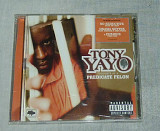 Компакт-диск Tony Yayo - Thoughts Of A Predicate Felon