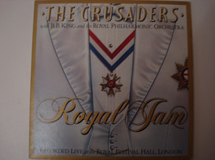 CRUSADERS With B.B. King & The Royal Philharmonic Orchestra-Royal Jam 1982 2LP USA 2LP USA