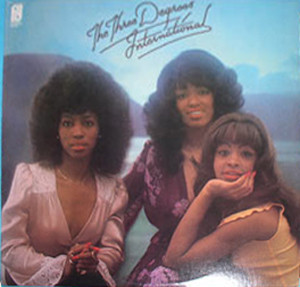 THREE DEGREES (Disco, Soul) International 1975 USA Columbia NM-\EX+