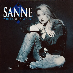 Sanne – Where Blue Begins