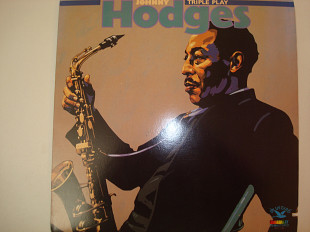 JOHNNY HODGES-Triple play 1987 Mono USA azz, Reggae Big Band, Swing