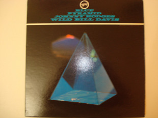 JOHNNY HODGES/WILD BILL DAVIS-Blue Pyramid 1966 USA Orig. Jazz Hard Bop