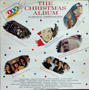 Various – Now That's What I Call Music The Christmas Album