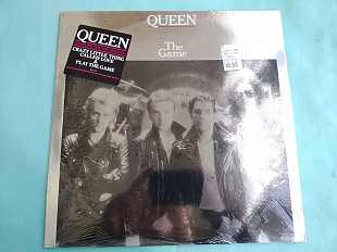 Queen ‎– The Game 1980 / Elektra ‎– 5E-513 , Foil Sleeve , sealed !