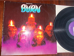 Deep Purple ‎–Burn