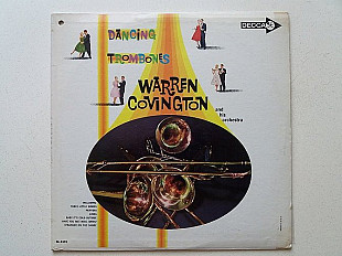 Warren Covington And His Orchestra – Dancing Trombones
