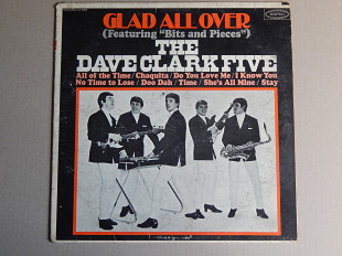 The Dave Clark Five ‎– Glad All Over (Epic ‎– LN 24093, US) EX/VG