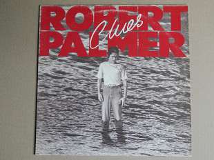 Robert Palmer ‎– Clues (Island Records ‎– ILPS 19595, Italy) insert EX+/NM-
