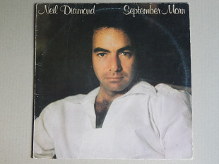 Neil Diamond ‎– September Morn (CBS ‎– CBS 86096, Holland) insert EX/EX