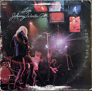 Johnny Winter And – Live