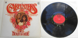 The Carpenters* ‎– Ticket To Ride