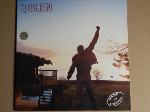 Queen ‎– Made In Heaven (Parlophone ‎– PCSD 167, UK) 3 posters, stiker, insert NM-/NM-