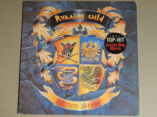 Running Wild ‎– Blazon Stone (EMI Noise ‎– 1C 064-796280 1, Germany) insert NM-/NM-