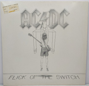 AC/DC – Flick Of The Switch
