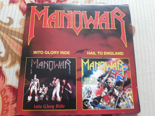 CD Manowar.