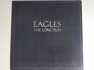 Eagles ‎– The Long Run (Asylum Records ‎– AS 52181, Holland) insert EX/NM-