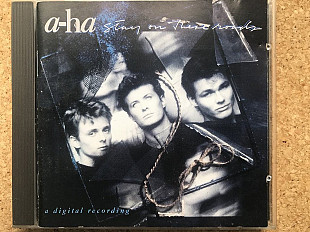 A-ha ‎– Stay On These Roads (1988)