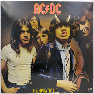 AC/DC – Highway To Hell LP 12""