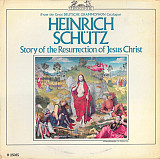 Heinrich Schütz - Story Of The Resurrection Of Jesus Christ (LP)