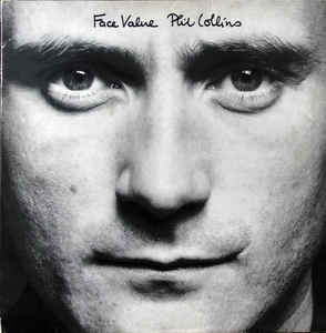Продам фирменный CD Phil Collins - Face Value (1981) - GER - Atlantic – 2292-54939-2