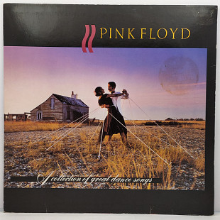 Pink Floyd – A Collection Of Great Dance Songs LP 12""