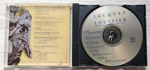 Jacques Loussier Trio - Baroque Favorites