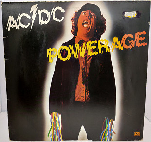 AC/DC – Powerage LP 12""